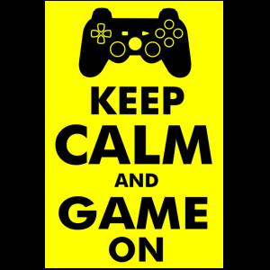 Keep Calm games