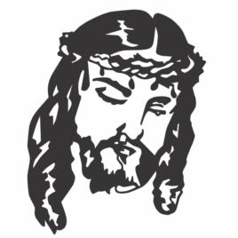 Jesus sofrendo