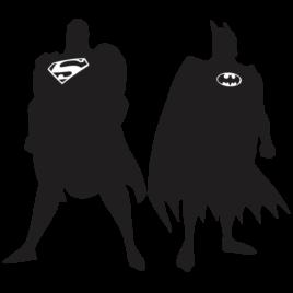 Batman X Super homem