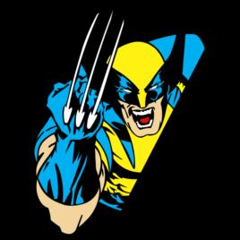 Wolverine Perfil