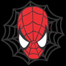 Homem aranha – teia