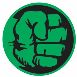Hulk – mão