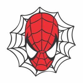 Adesivo Spider Man – Na Teia