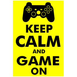 keep Calm Game