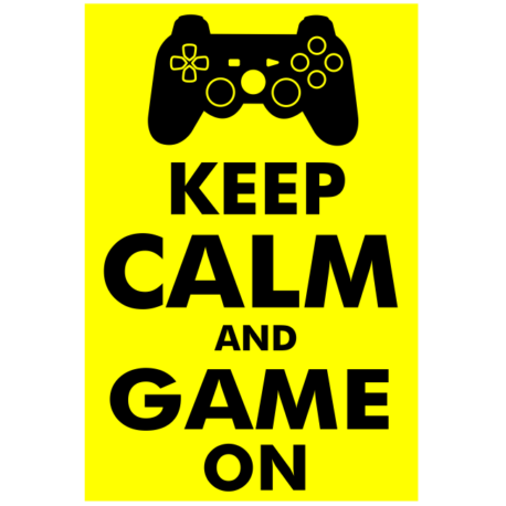Keep Calm games