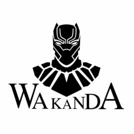 Pantera Negra Wakanda – Forever