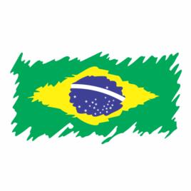 Bandeira do Brasil – Estilizada