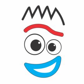 Garfinho Personagem – Toy story 4