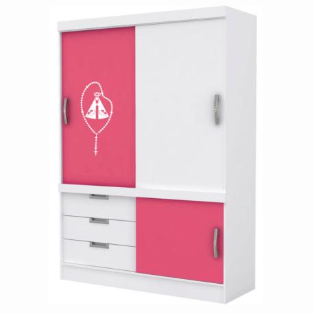 adesivo nossa senhora aparecida-kit-para móveis-vitrines-geladeira-religioso-fé-maria-pura arte adesivos