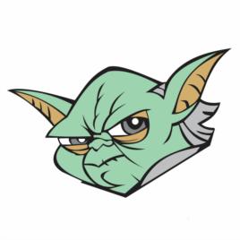 Mestre Yoda – Guerra Nas Estrelas