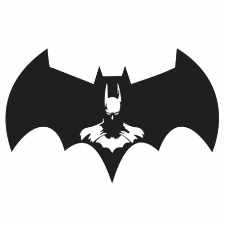 adesivo personalizado-batman homem morcego-silhueta-sticker-geek-nerd-marvel-heróis-dc-pura arte adesivos
